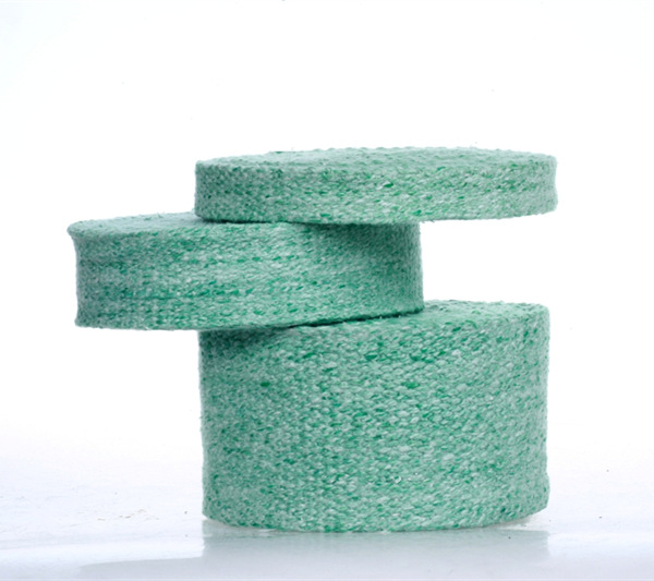 Biosoluble fiber tape