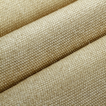 Glass fiber cloth with vermiculite coating
