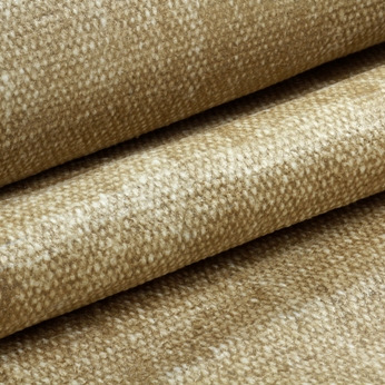 Biosoluble fiber cloth with vermiculite coating